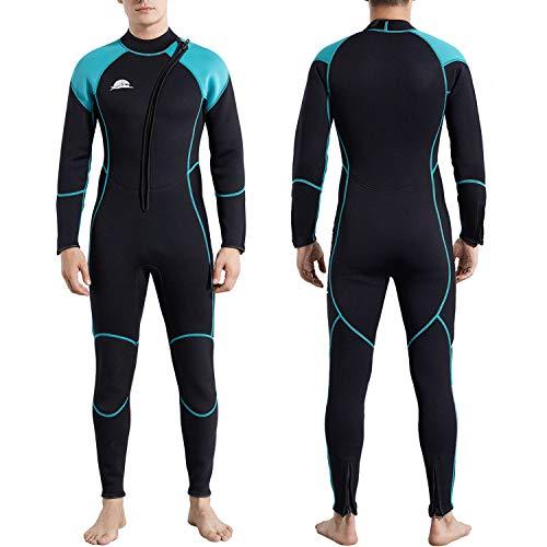 XUKER Wetsuits Men 2mm 3mm Long Sleeve