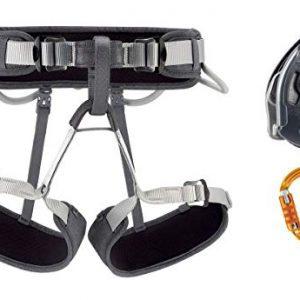 PETZL - CORAX KIT Climbing Harness Package