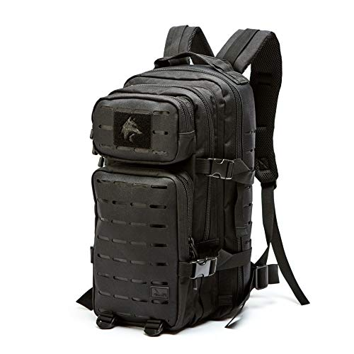 Army Small Tactical Backpack With Gun Holster