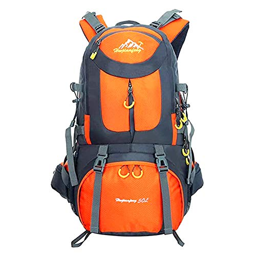 50L Hiking Backpack Lightweight Cycling Backpack