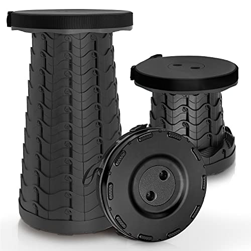 Telescoping Stool for Fishing Hiking Traveling Outdoor