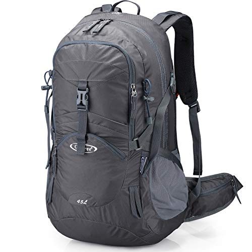 Hiking Bag with Rain Cover Travel Backpack