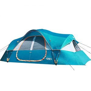Weather Resistant 10-Person-Family Tent
