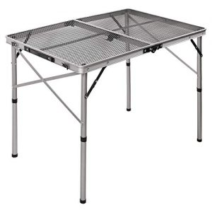 Lightweight Folding Portable Grill Table for Camping