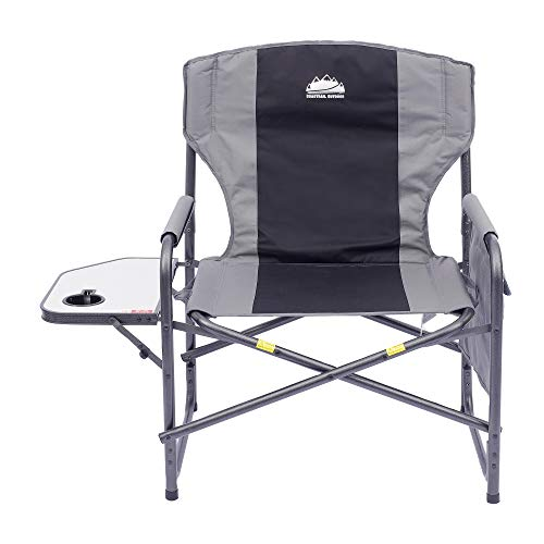 Oversized Director Camping Chair Supports 600lbs