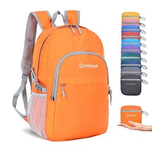 ZOMAKE Packable Backpack Water Resistant