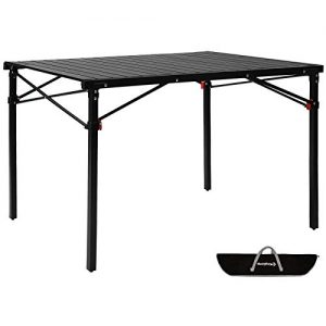 Lightweight Compact Folding Camping Table with Carry Bag