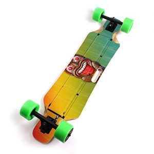 Electric Skateboard Protective, Durable, and Unique