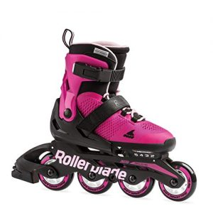 Rollerblade Microblade Girl's Adjustable Fitness Inline Skate