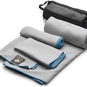 Microfiber Towels Camping, Sports, Beach
