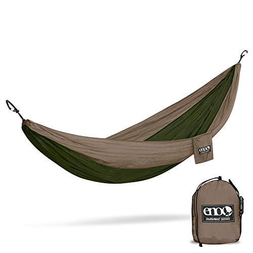 Khaki/Olive Lightweight Camping Hammock