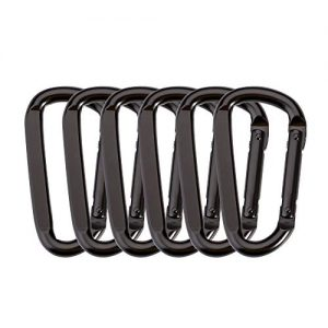 Heavy Duty Caribeaners for Outdoor, Camping Accessories