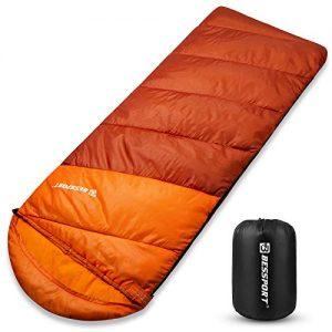 Bessport Camping Sleeping Bag - 3 Season