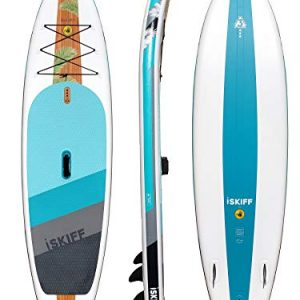 Body GloveiSkiffInflatable Stand Up Paddle Board Package