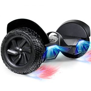 """SISIGAD 8.5"""" Solid Tires Off Road Hoverboard"""