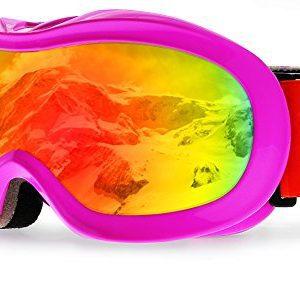 PP PICADOR Ski Goggles Snow Goggle for Kid