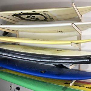 Steve's Rack Shack Premium Indoor/Outdoor Surfboard