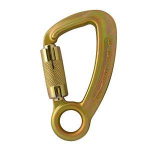 Auto-Lock Captive Eye High Strength Carabiner