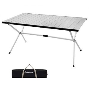 Aluminum Folding Camping Table for Picnic Camping Barbecue