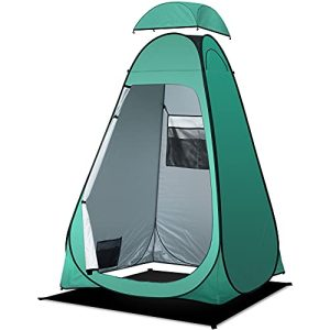 Pop-Up Privacy Tent Camping Portable Toilet Tent Outdoor Camp