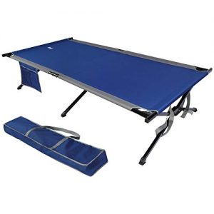 Folding Camping Cot Tent Bed with Carry Bag