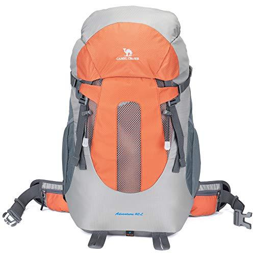 Outdoor 40L Waterproof Travel Hiking Backpack