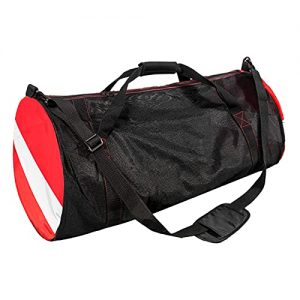 Dive Beach Bags and Totes with Shoulder Strap for Scuba Diving and Snorkeling