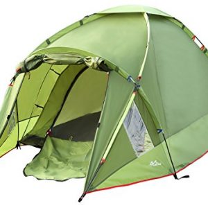 Portable 3 Person Outdoor Instant Cabin Tent
