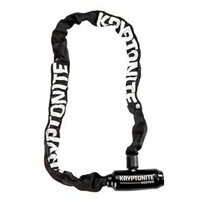 Black 5mm Chain Bicycle Lock