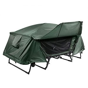 Tent Cot Folding Portable Waterproof Camping Hiking Bed