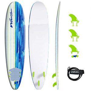Wavestorm Classic Soft Top Foam 8ft Surfboard