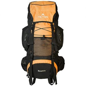 High-Performance Backpack Hiking, Camping