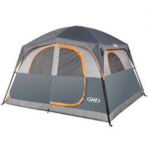 UNP Tents 6 Person Waterproof Windproof Easy Setup