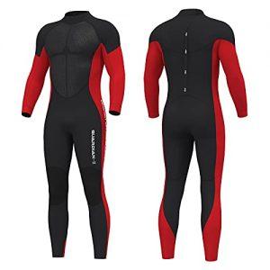 Neoprene Full Scuba Diving Suits Surfing Long Sleeve