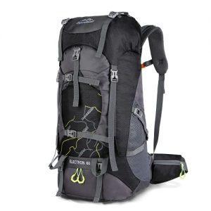 60L Large Rucksack for Men Women Hiking Backpack