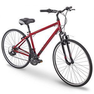 21-Speed Hybrid Comfort Bike Aluminum Frame