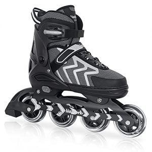 High Performance Adjustable Inline Skate for Kids and Adults