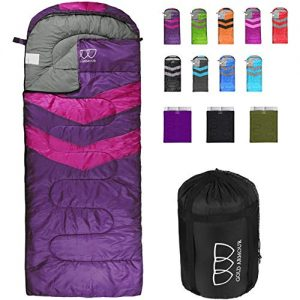 Sleeping Bags Cold Warm Weather 4 Seasons Backpacking Hiking Camping