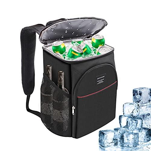Lightweight Insulated Cooler Backpack for Men Women