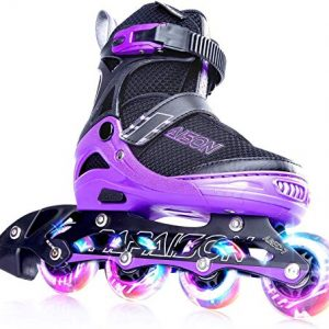 Adjustable Inline Skates for Kids and Adults