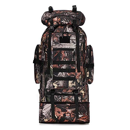100L backpack Tactical Camping Military