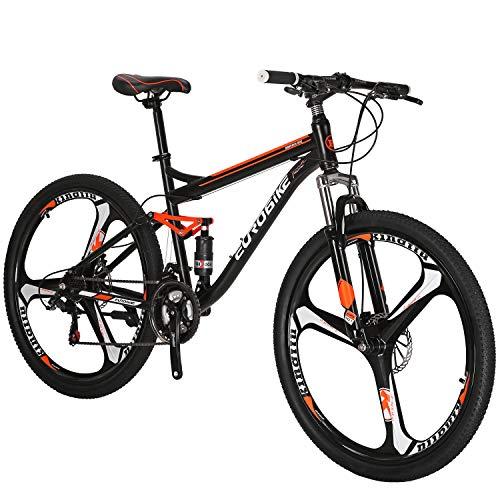 OBK S7 Full Suspension Mountain Bike