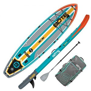 BOTE Flood Aero Inflatable Stand Up Paddle Board