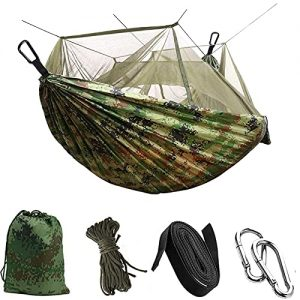Camping Portable Double/Single Travel Hammock Insect