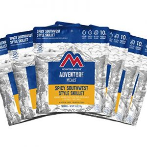 Freeze Dried Backpacking & Camping Food