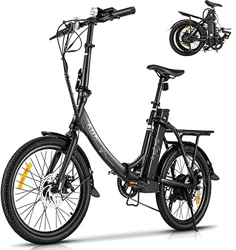 KGK 20'' Folding Electric Bike for Adults