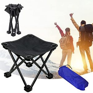 Portable Folding Camping Stool Small