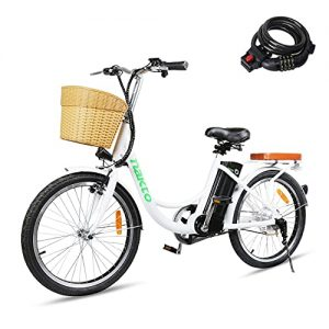 BRIGHT GG NAKTO 22 inch City Electric Bike for Adults