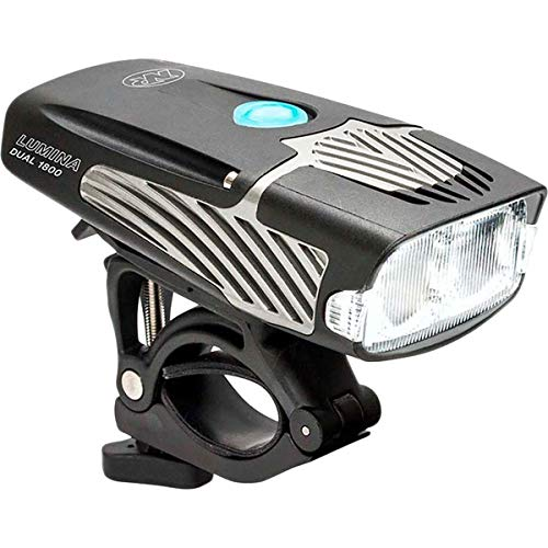 Twin LED Bike Light Powerful Lumens Water Resistant Bicycle Headlight
