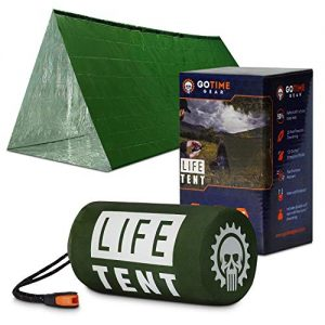 Life Tent Emergency Survival Shelter 2 Person